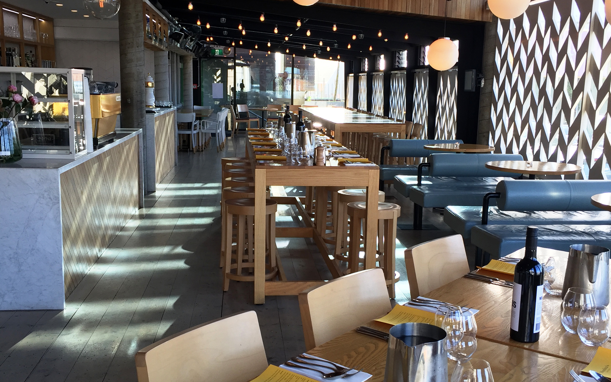 Monica's Eatery Cafe and Restaurant, West End Precinct cafe and Restaurant, New Plymouth
